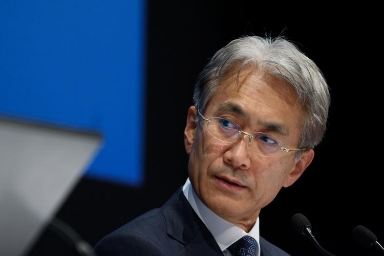 Финансовый директор и будущий исполнительный директор Кеничиро Йошида