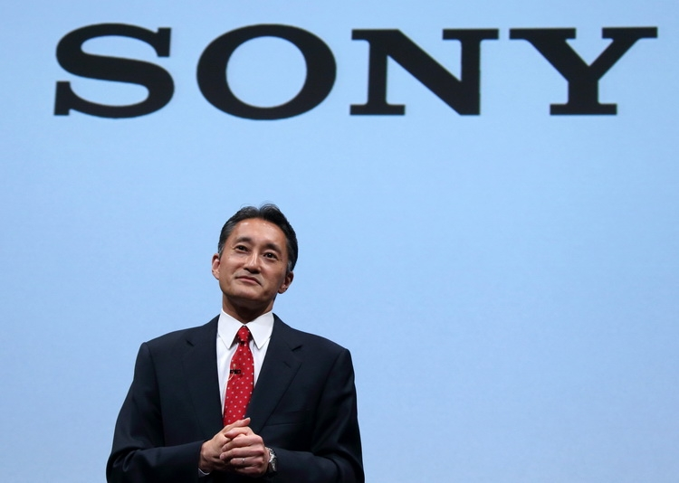 Исполнительный директор и будущий председатель правления Sony Казуо Хираи
