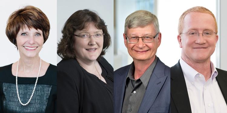 Новые лица в высшем руководстве компании Intel