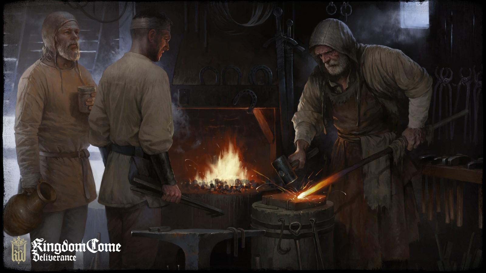 Для Kingdom Come: Deliverance выйдет мод «Игра престолов»