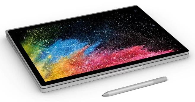 "Microsoft предлагает младший Surface Book 2 за $1199"""