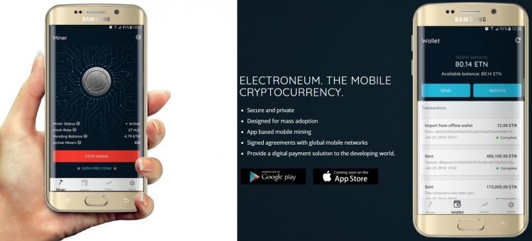 """Electroneum станет первой криптовалютой, обсуждаемой на выставке MWC"""""""