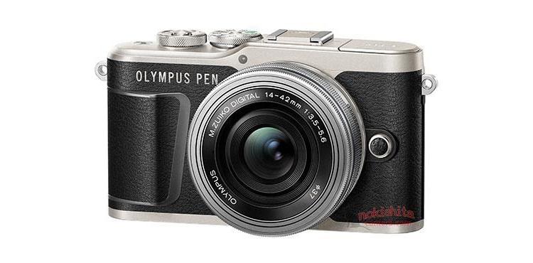 Раскрыты характеристики беззеркальной фотокамеры Olympus PEN E-PL9