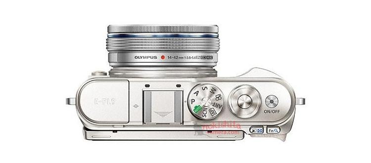 """Раскрыты характеристики беззеркальной фотокамеры Olympus PEN E-PL9"""""""