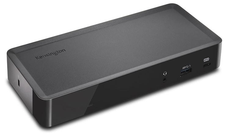 """Ноутбуки    Док-станция Kensington SD4700P предлагает шесть портов USB""""   ken1"""