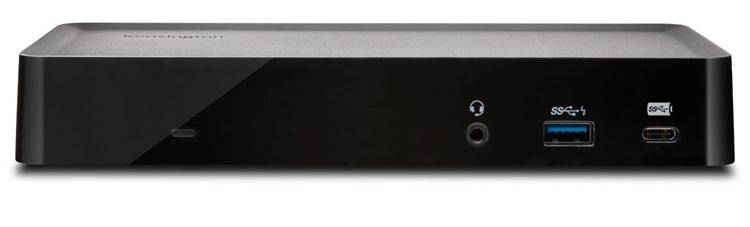 """Ноутбуки    Док-станция Kensington SD4700P предлагает шесть портов USB""""   ken2"""