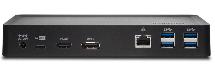 """Ноутбуки    Док-станция Kensington SD4700P предлагает шесть портов USB""""   ken3"""