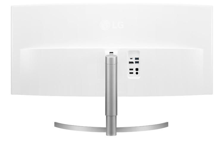 """Монитор LG 38WK95C-W обладает разрешением 3840 × 1600 пикселей"""""""