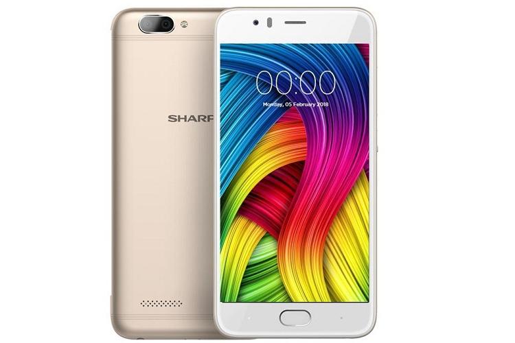 sharp1 - Бюджетный смартфон Sharp Pi оснащён сдвоенной камерой