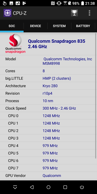 Новая статья: Обзор смартфона HTC U11+: больше значит лучше