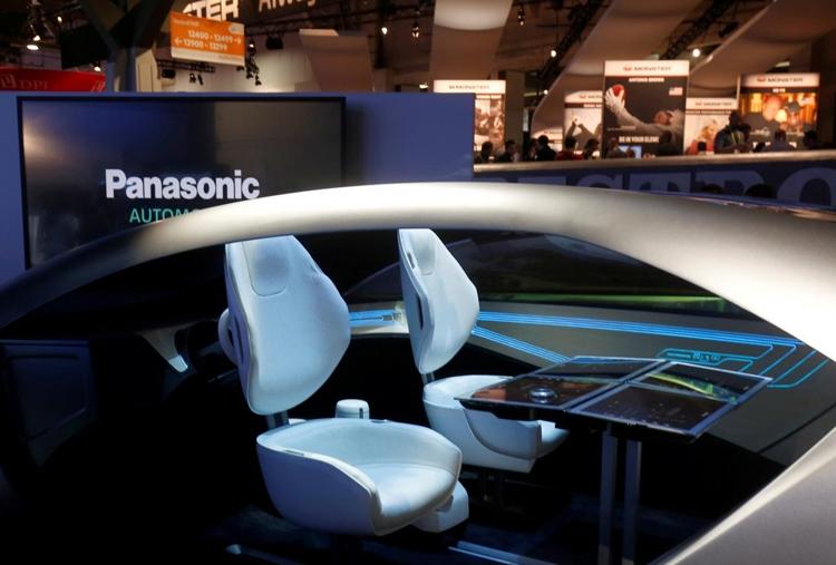 """Автомобильное направление помогло Panasonic улучшить финансовые показатели"""""""