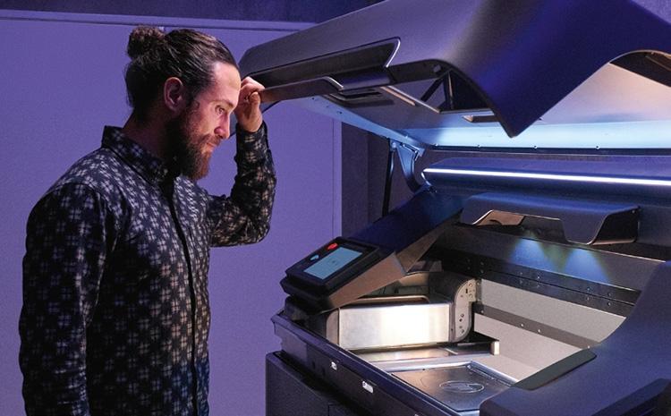 """HP представила полноцветные 3D-принтеры Jet Fusion 380 и 580"""""""