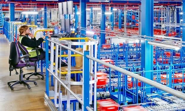 """ИИ и роботы помогут Innolux сократить 10 тыс. рабочих мест"""""""