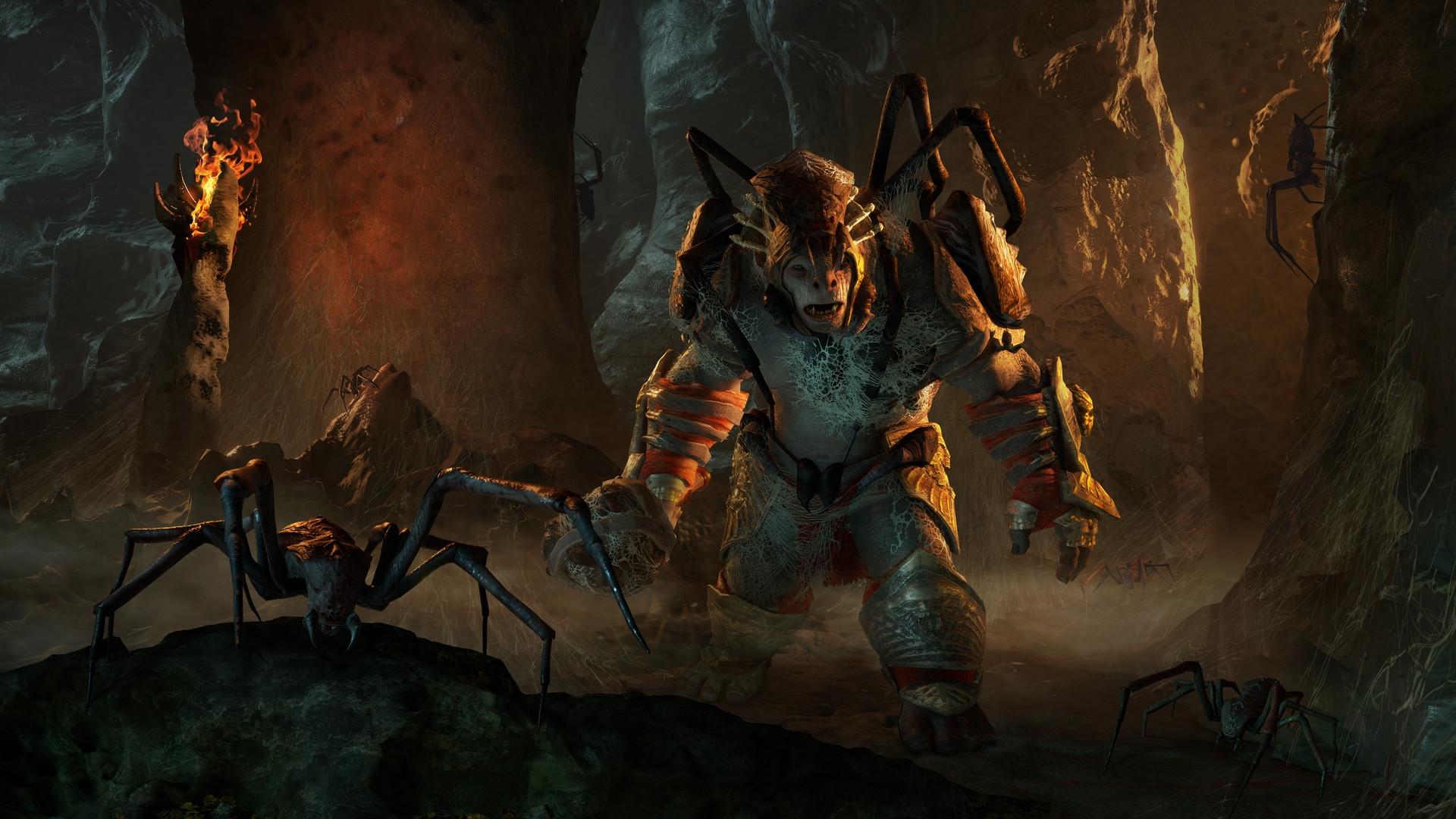 Вышло крупное дополнение кигре Middle-earth: Shadow ofWar