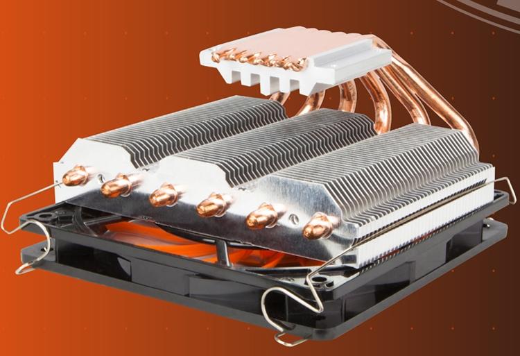 xi3 - CPU-кулер Xigmatek Prodigy ST1266 имеет низкопрофильное исполнение