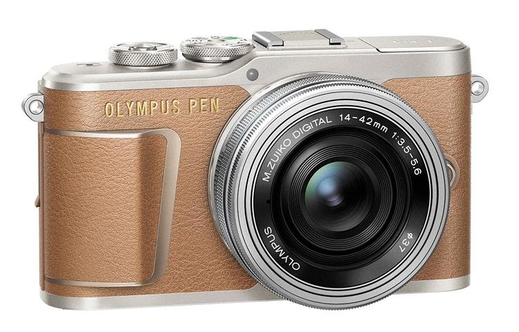 """Olympus PEN E-PL9: беззеркальная камера с поддержкой 4К-видео, Wi-Fi и Bluetooth"""""""