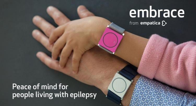 """Смарт-часыEmpatica Embrace, оповещающие о приближении приступа эпилепсии, получили одобрение в США"""""""