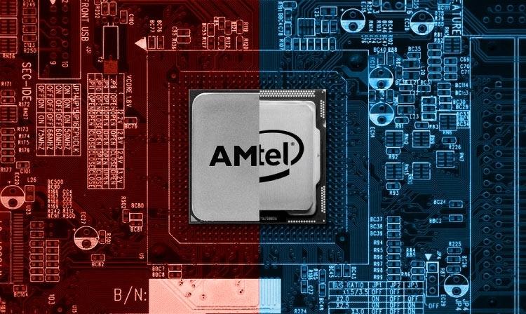 процессоры Intel снова начали теснить AMD Ryzen