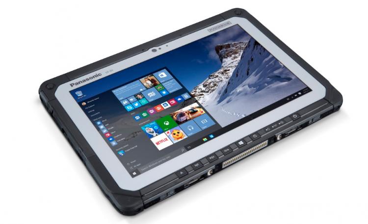 sm.panasonic 1.750 - Panasonic Toughbook CF-20 mk2: защищённыйноутбук-трансформер работает 17 часов без розетки