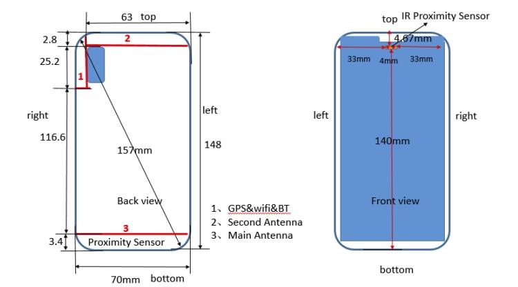 hpl1 - Смартфон Huawei P20 Lite получит необычный дисплей с соотношением сторон 19:9