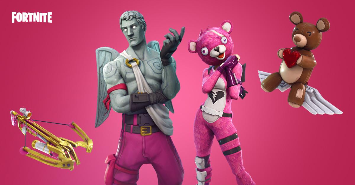Fortnite обошла PUBG поколичеству игроков вонлайне