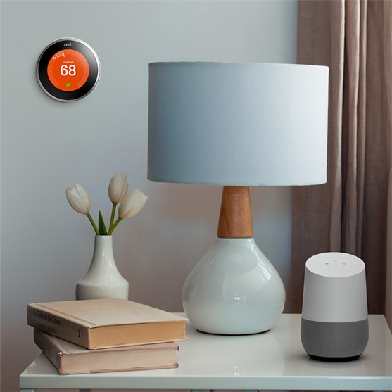 """Nest стала частью команды Google по разработке устройств"""""""