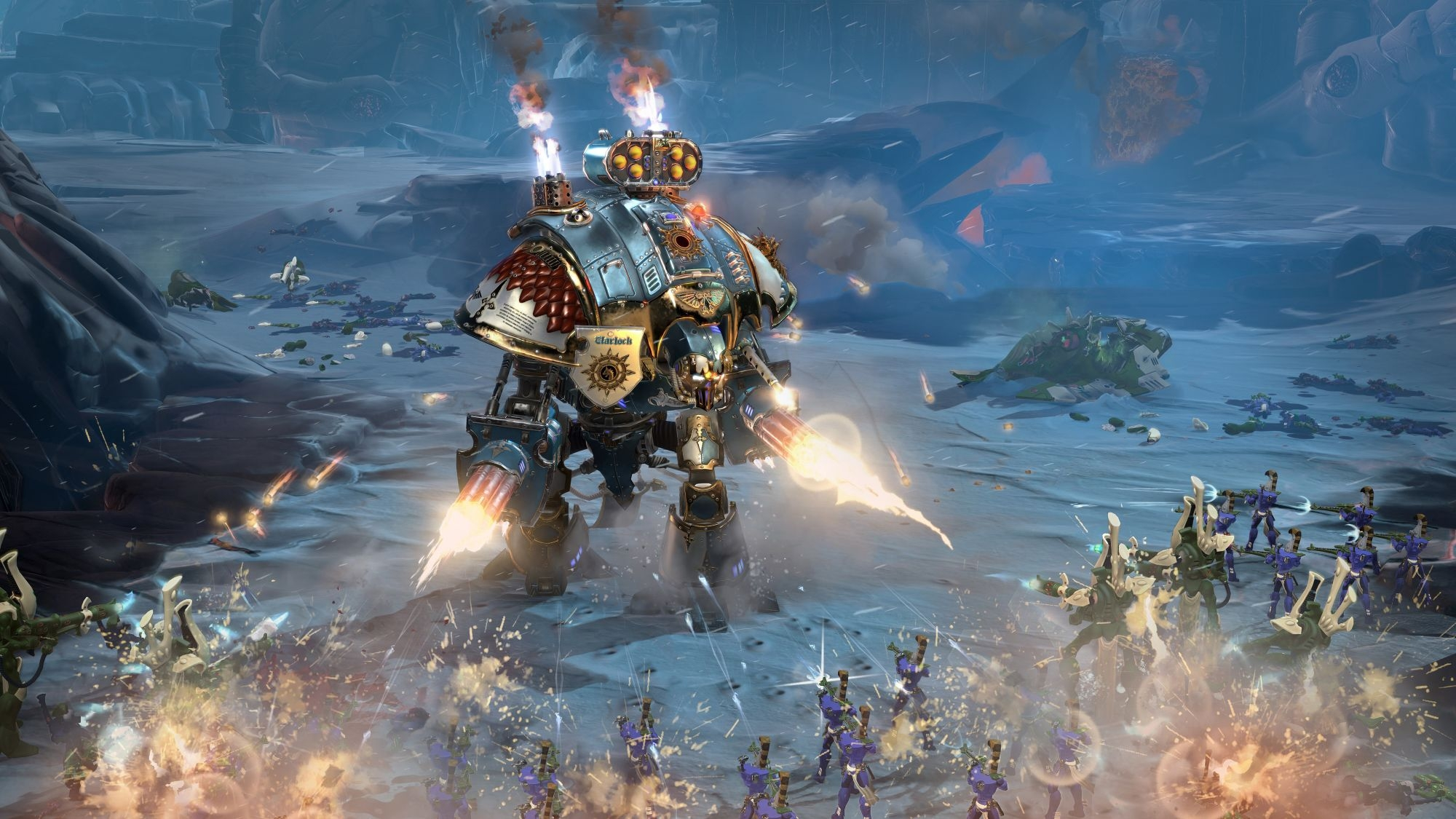 Создатели Warhammer 40000: Dawn ofWar III перестанут инвестировать игру