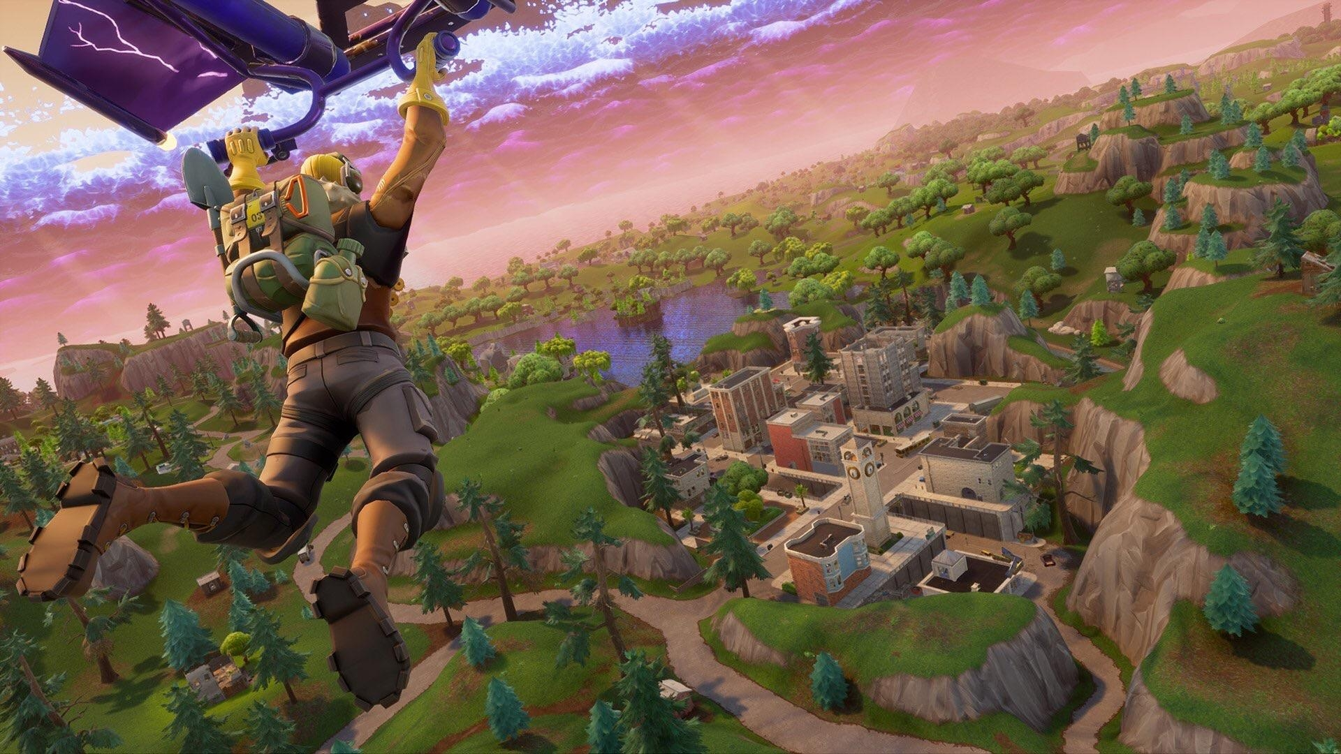 Fortnite побила рекорд PUBG по количеству одновременно играющих  пользователей