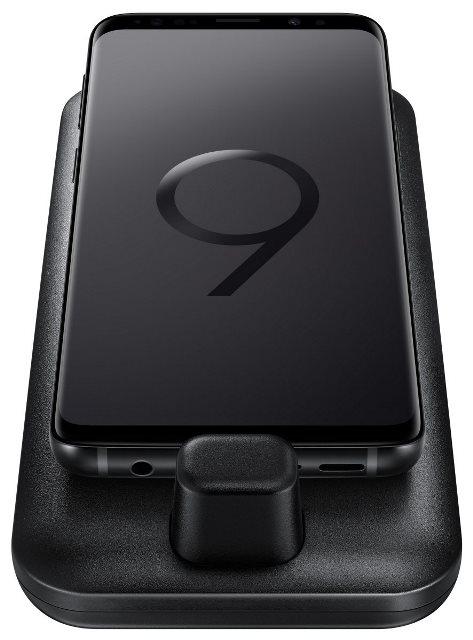 """Инсайдер раскрыл особенности док-станции Dex Pad для Samsung Galaxy S9"""""""