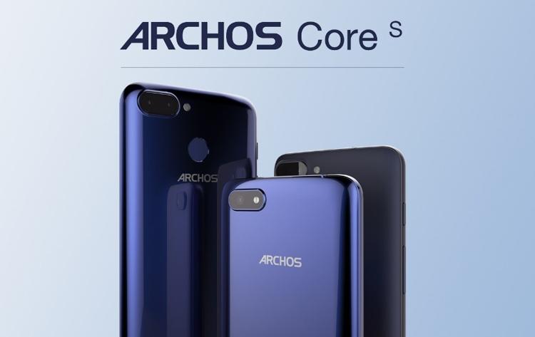 arc0 - Смартфоны Archos Core 55S, 57S и 60S получили экран с соотношением сторон 18:9