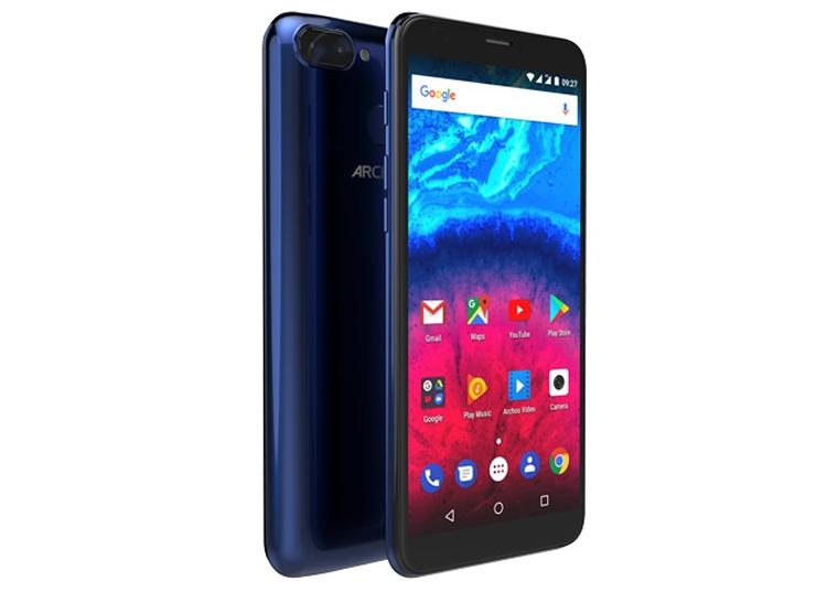 arc3 - Смартфоны Archos Core 55S, 57S и 60S получили экран с соотношением сторон 18:9