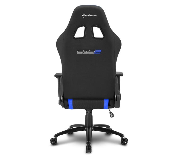 """Sharkoon Skiller SGS2: комфортное игровое кресло в четырёх вариантах расцветки"""""""