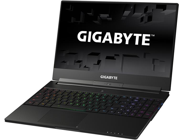 GIGABYTE готовит ноутбуки на платформе Intel Coffee Lake-H