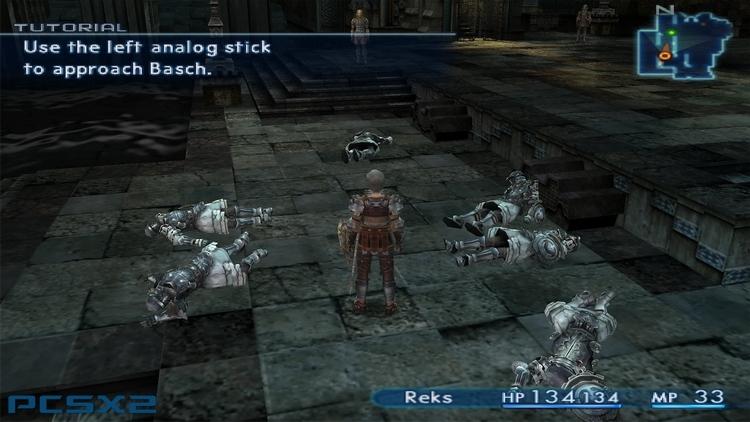 PS2 (PCSX2)