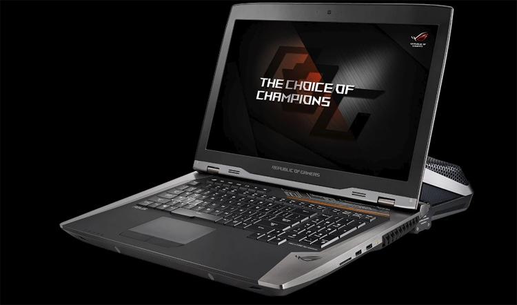 """ASUS рассчитывает на рост продаж игровых ноутбуков"""""""