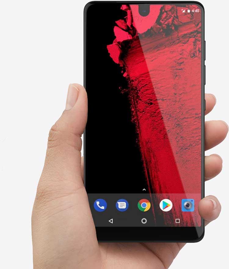 """Essential сооснователя Android продала за полгода менее 90 тысяч смартфонов"""""""