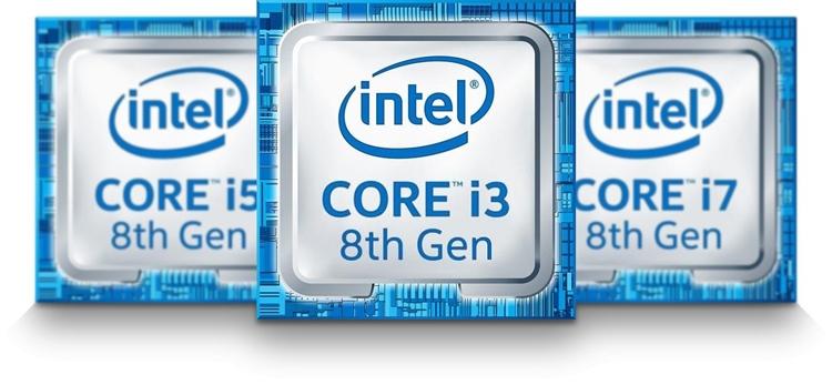 """Intel выпустила первый чип Core i3 восьмого поколения для устройств «два в одном»"""""""
