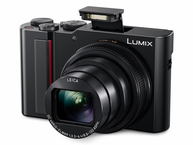 Компактная камера Panasonic Lumix DMC-ZS200 получила 15-кратный оптический зум