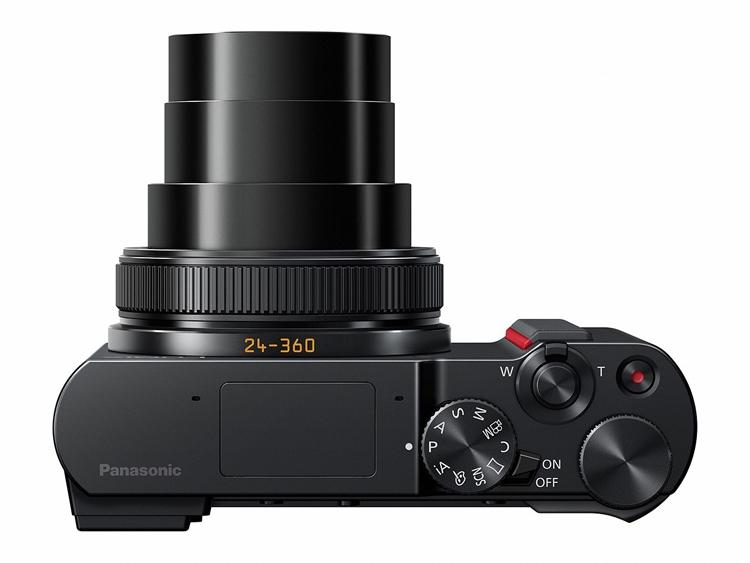 """Компактная камера Panasonic Lumix DMC-ZS200 получила 15-кратный оптический зум"""""""
