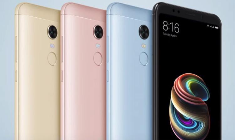 "Дебют смартфонов Xiaomi Redmi Note 5 и Redmi Note 5 Pro с экраном Full HD+"""