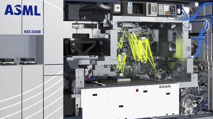 EUV-сканер компании ASML