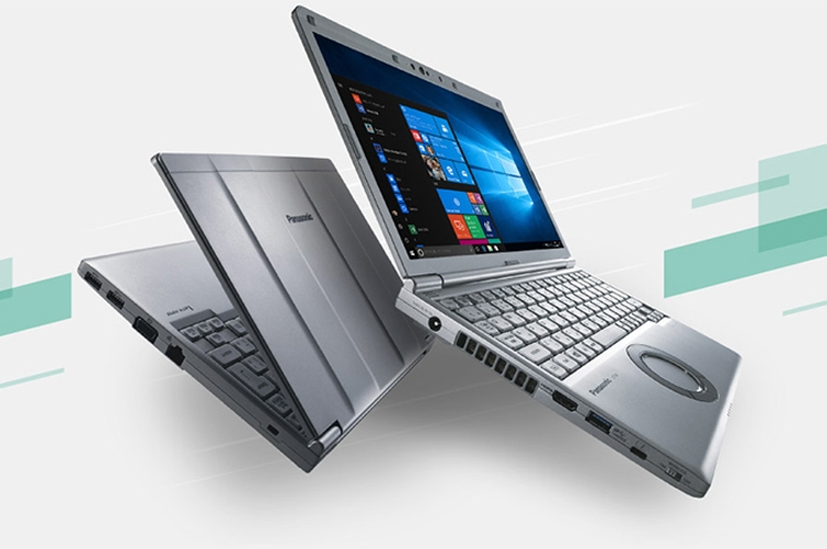 "Ноутбук Panasonic Let's Note CF-SV7 получил чип Intel Kaby Lake R и 12,1"" экран"""
