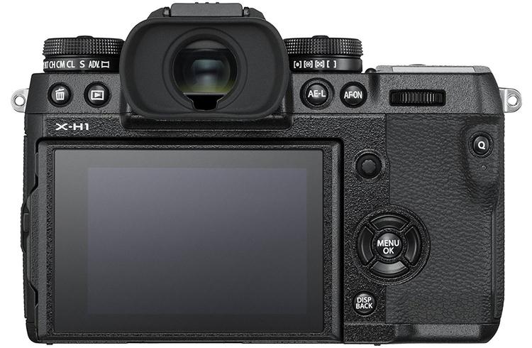 """Дебют камеры Fujifilm X-H1: сенсор APS-C с 24 млн пикселей и 5-осная стабилизация"""""""