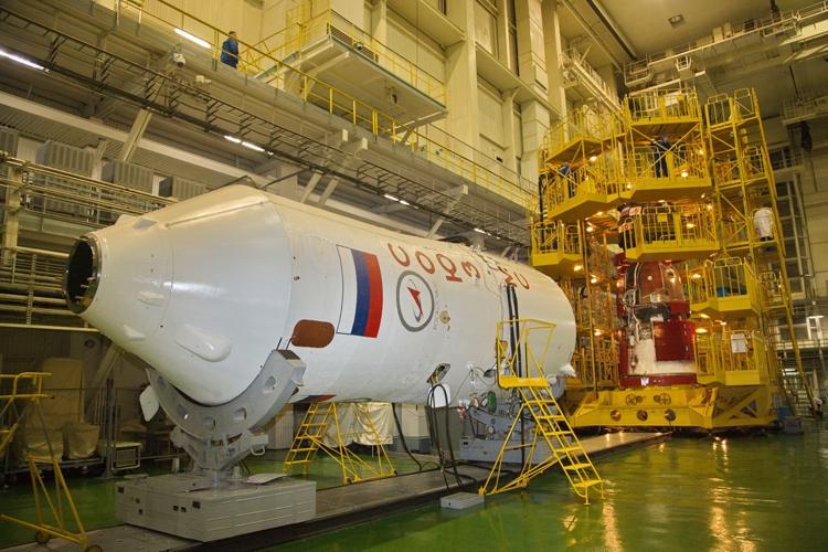 Пилотируемый запуск сБайконура перенесли на21марта