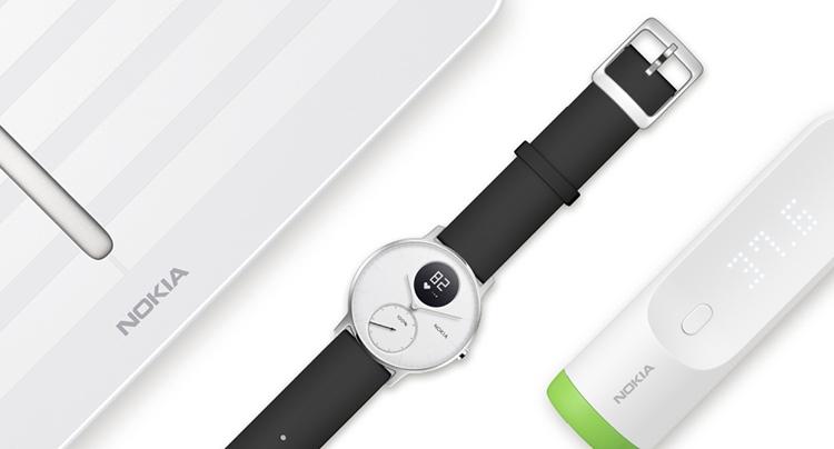 Nokia пересмотрит бизнес «умных» гаджетов для здоровья