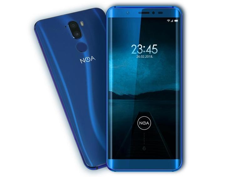 Необычайный смартфон noa n7 разрешает получать 80-мегапиксельные фото