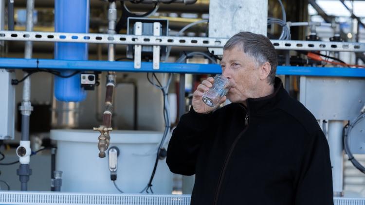 Австралийские учёные посоветовали чистить воду спомощью графена, приобретенного изсоевого масла