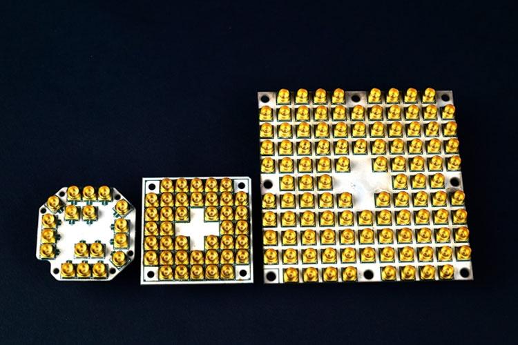 Семейство чипов Intel Tangle Lake для сверхпроводимых квантовых сиетм