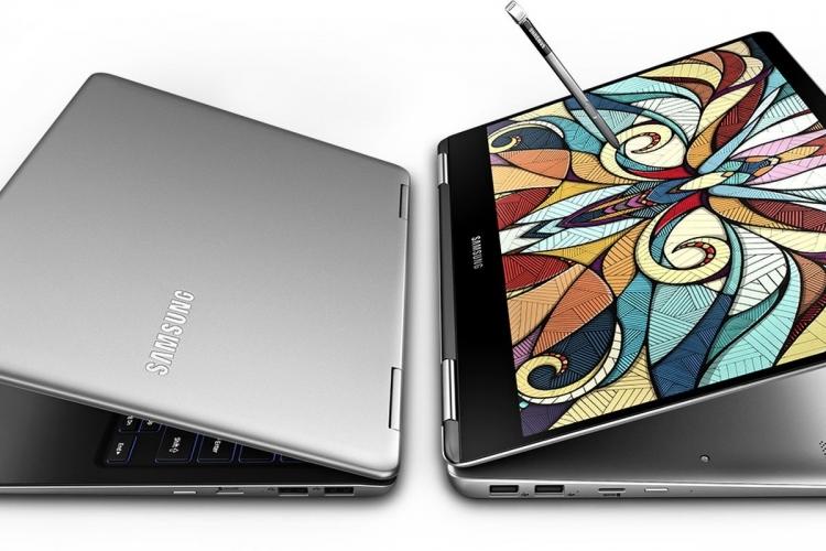 Samsung назвала цены ноутбуков Notebook 7 Spin (2018), Notebook 9 (2018) иNotebook 9 Pen