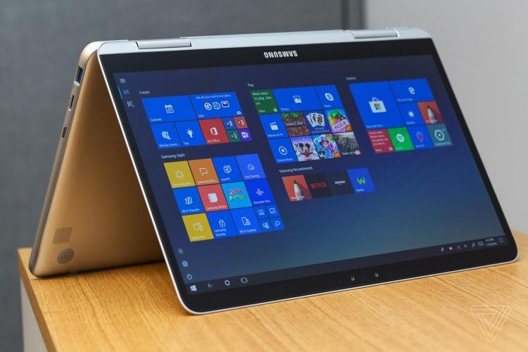"""Samsung назвала цены ноутбуков Notebook 7 Spin (2018), Notebook 9 (2018) иNotebook 9 Pen"""""""